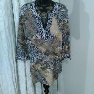 Chino's blouse size 3